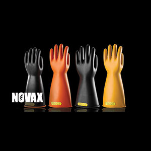 PIP Rubber Insulating Gloves WEB