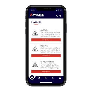 Westex Mobile App WEB